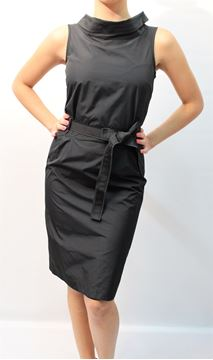 Picture of DRESS ROBERTA SCARPA WOMAN 09I RS 171 NERO