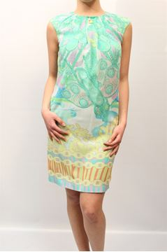 Picture of DRESS CLASS ROBERTO CAVALLI WOMAN 13P CD 882 FANTASIA
