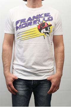 Picture of T-SHIRT FRANKIE MORELLO MAN FS07/6321 BIANCO