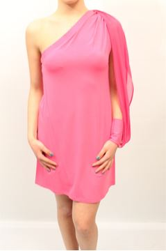 Picture of DRESS TWIN-SET WOMAN T21010 ROSA