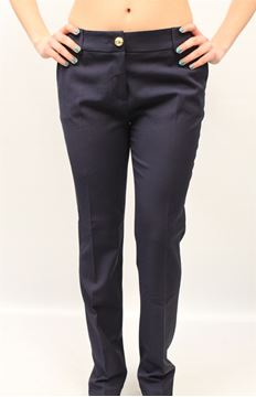 Picture of PANTS CLASS ROBERTO CAVALLI WOMAN 13S CD 132 BLU