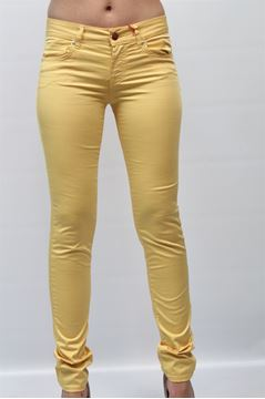 Picture of JEANS ROY ROGER'S WOMAN CATE GIALLO