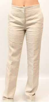 Picture of PANTALONE FABIANA FILIPPI WOMAN PG75113 N701 BEIGE