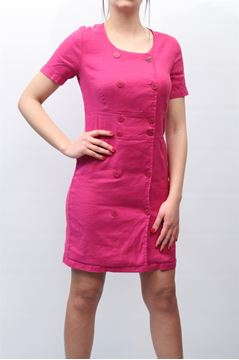 Picture of DRESS ARMANI JEANS WOMAN T5A30 HL FUXIA