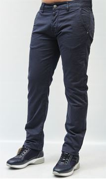Picture of PANTS TORINO PT05 MAN PH0T NT22 BLU SCURO