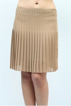Picture of SKIRT LIST WOMAN SLALOM BEIGE