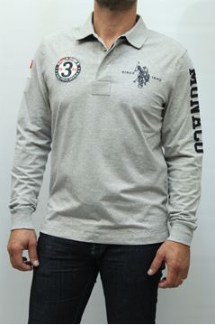 Picture of POLO U.S. POLO ASSN. MAN 17763982 GRIGIO
