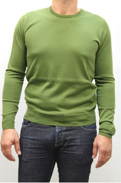 Picture of MAGLIA BECOME MAN 512200A VERDE