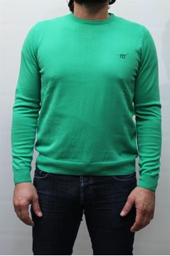 Picture of MAGLIA HENRY COTTON'S MAN 90020 VERDE
