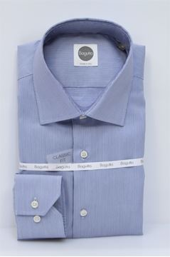 Picture of SHIRT BAGUTTA MAN A050L 02744 RIGHE