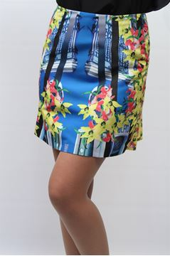 Picture of SKIRT PINKO WOMAN COLINE 1 FANTASIA