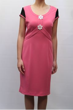 Picture of DRESS 22 MAGGIO M.GRAZIA SEVERI WOMAN 6413 2168 FUXIA P 2014