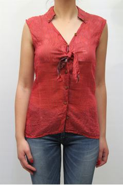 Picture of SHIRT HUGO BOSS WOMAN CALLAS ROSSO