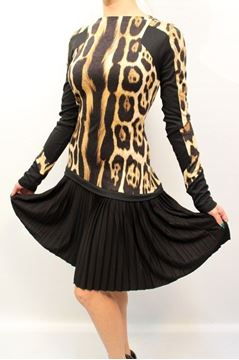 Picture of DRESS JUST CAVALLI WOMAN CT0070N20316 NERO
