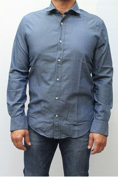 Picture of SHIRT HENRY COTTON'S MAN 50157 FANTASIA