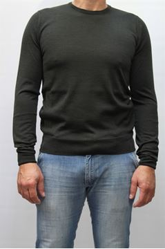 Picture of sweater BECOME MAN 512200A 14 VERDE