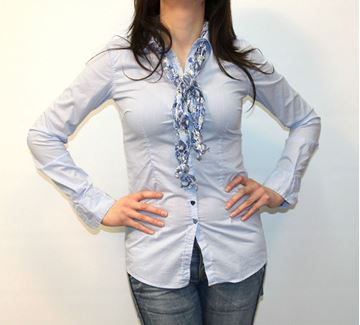 Picture of SHIRT AGLINI WOMAN A121.19 RIGHE