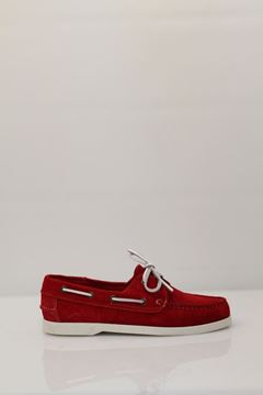 Picture of SHOES EQUIPE'70 MAN EUS01 ROSSO