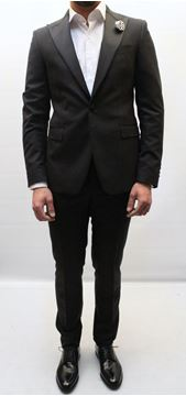 Picture of DRESS PAOLONI MAN 2010A438C NERO