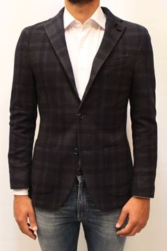 Picture of JACKET ALTEA MAN 1662023 QUADRI BLU