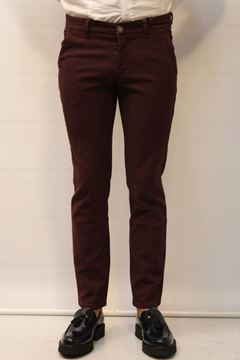 Picture of PANTS ALESSANDRO DELL'ACQUA MAN AD7701WA BORDEAUX