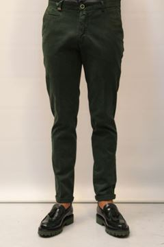 Picture of PANTS BARBATI MAN P ALAN/S 812 VERDE