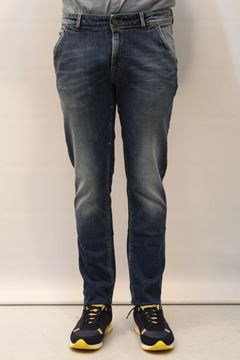 Picture of JEANS TORINO PT05 MAN 2ZT2 KU07 BLU