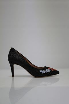 Picture of SHOES TWIN-SET WOMAN CA6PHK NERO