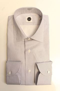 Picture of SHIRT BAGUTTA MAN AN050L 04013 FANTASIA