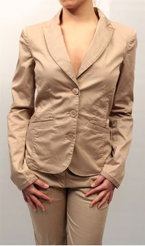 Picture of JACKET ARMANI JEANS WOMAN T5N10 AJ BEIGE