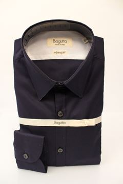 Picture of SHIRT BAGUTTA MAN L.A.00245 BLU