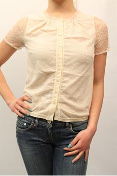 Picture of CARDIGAN TWIN-SET WOMAN T3S3C3 BEIGE