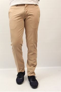 Picture of PANTS DIMATTIA MAN PATCH TIAMO BEIGE