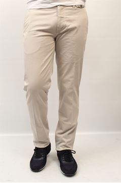 Picture of PANTS DIMATTIA MAN PATCH TIAMO GRIGIO