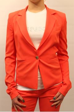 Picture of JACKET PINKO WOMAN GIANBURRAS.1 CORALLO