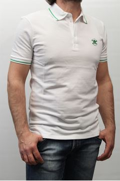Picture of T-SHIRT FRANKIE MORELLO MAN F121/6326 BIANCO