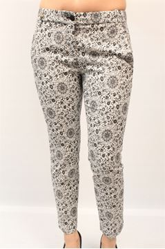 Picture of PANTS PINKO WOMAN VERSO BIANCO NERO