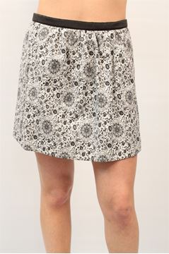 Picture of SKIRT PINKO WOMAN PERCIO 2 BIANCO NERO