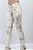 Picture of JEANS ROY ROGER'S WOMAN CATE FIORE BEIGE
