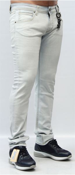 Picture of PANTS ROY ROGER'S MAN C.BLEACH BLU