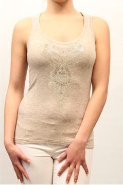 Picture of TOP LIST WOMAN SG/63 BEIGE