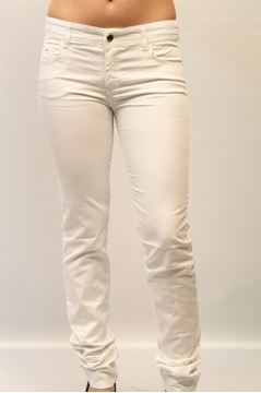 Picture of JEANS ARMANI JEANS WOMAN T5J35 DI BIANCO