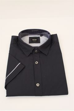 Picture of SHIRT HUGO BOSS MAN RING_1 BLU