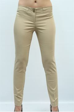Picture of PANTS  LIST WOMAN TRIAL BEIGE