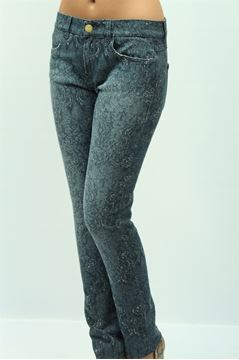 Picture of JEANS PINKO WOMAN ZOLFO CRIS BLU