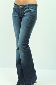 Picture of JEANS PINKO WOMAN RUBINO CRIS BLU