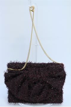 Picture of BAG LIST WOMAN HEBE BORDEAUX