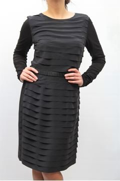 Picture of DRESS CLASS ROBERTO CAVALLI WOMAN 11I CD 053 NERO