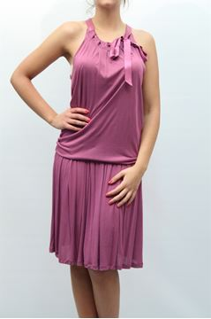 Picture of DRESS SEVENTY WOMAN 859243382622 GLICINE