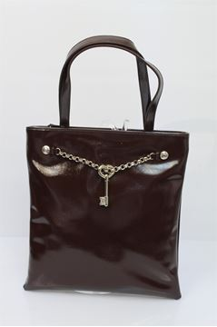 Picture of BAG BLUGIRL BY BLUMARINE WOMAN 228001 MARRONE